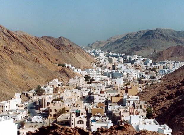 Omã (Foto: Reprodução/Condé Nast Traveller)