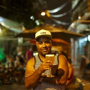 FOTOS: Cultura cervejeira em pleno Alemão (Daniel Marenco)