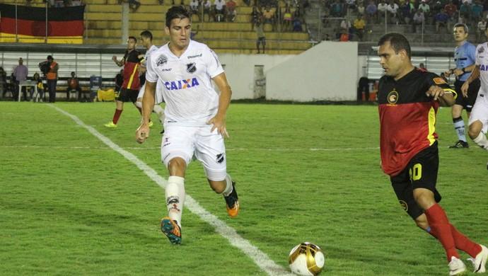 Globo FC x ABC Renatinho Potiguar (Foto: Andrei Torres/ABC)