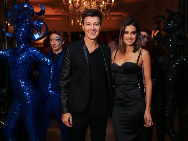 Rodrigo Faro e Vera Viel (Foto: Manuela Scarpa/Brazil News)