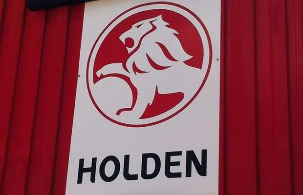 Logo Holden (Foto: Reprodução/Facebook)