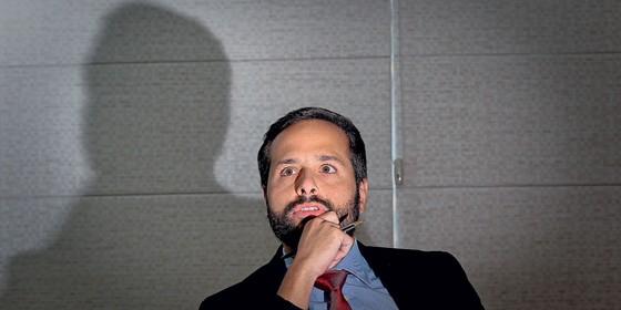 Marcelo Calero ex ministro da Cultura (Foto: Alan Marques/ Folhapress)