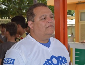 Marcos Lael Alexandre, superintendente do Sesi no RN (Foto: Jocaff Souza)