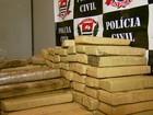 Homem é preso em Ribeirão Preto, SP, com 300 kg de maconha em casa