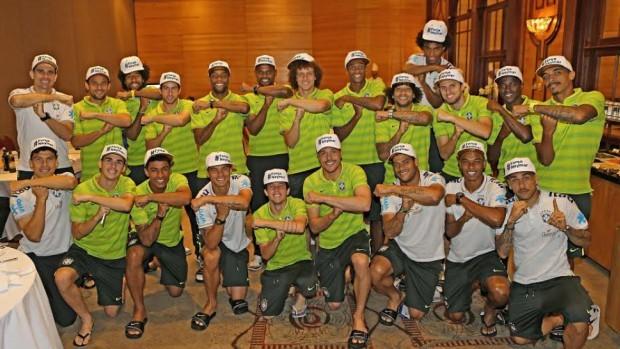Todo mundo honraria a ausência de Neymar  (Foto: Reprodução)