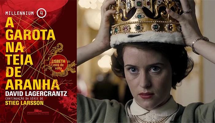 Na nova aventura, Lisbeth será vivida por Claire Foy de The Crown (Foto: Divulgação)