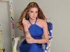 Marina Ruy Barbosa capricha no olhar sexy em campanha de joias