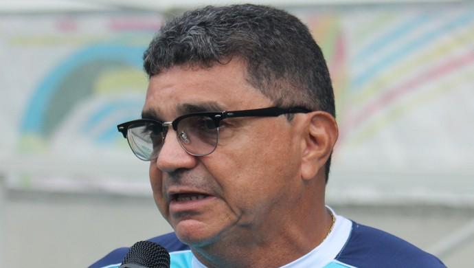 América-RN - Flávio Araújo, técnico (Foto: Canindé Pereira/América FC)