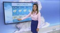 Veja como fica o tempo na região de São Carlos nos próximos dias