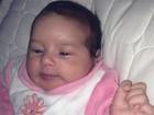 Perlla comemora primeiro mês de vida da filha: 'Tão especial'
