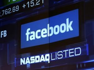 Painel da bolsa de valores Nasdaq, em Nova York (Foto: Reuters)