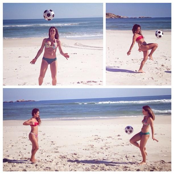 Fernanda Pontes (Foto: Reprodução/Instagram)