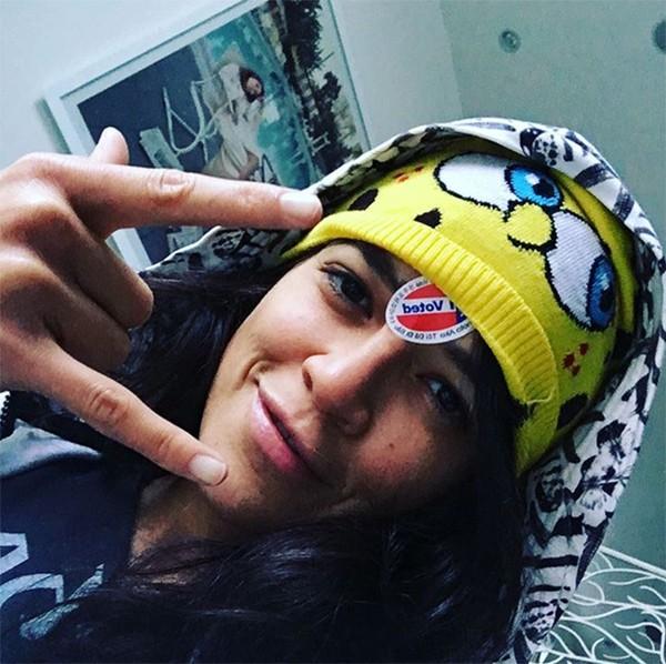 Michelle Rodriguez (Foto: Instagram)