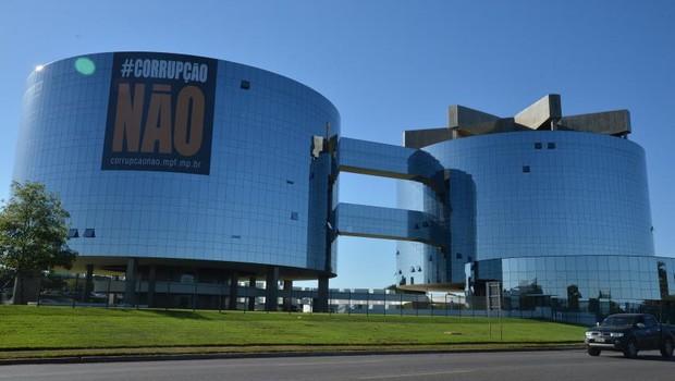 Sede da Procuradoria-Geral da República (PGR) em Brasília (Foto: Valter Campanato/Agência Brasil)