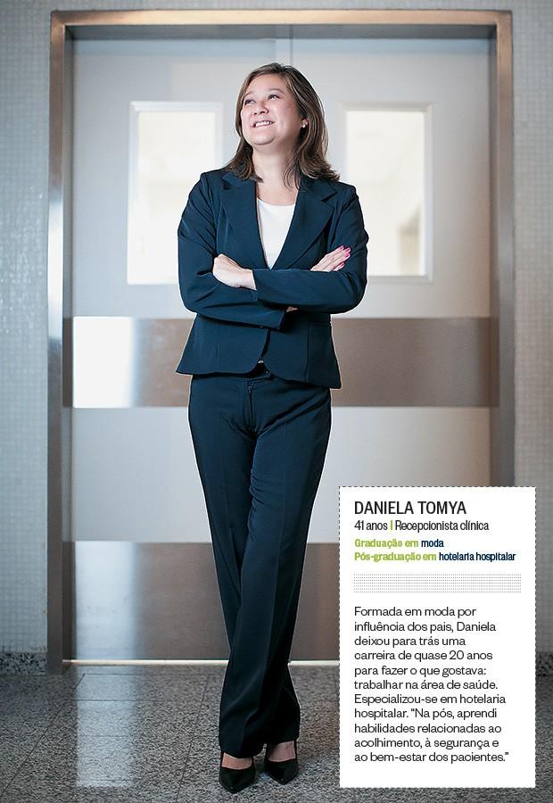 DANIELA TOMYA (Foto: Letícia Moreira/ÉPOCA)