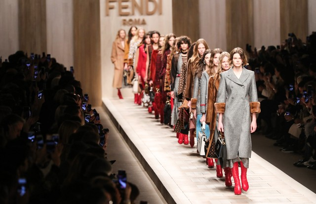 Fendi (Foto: Antonio Barros)