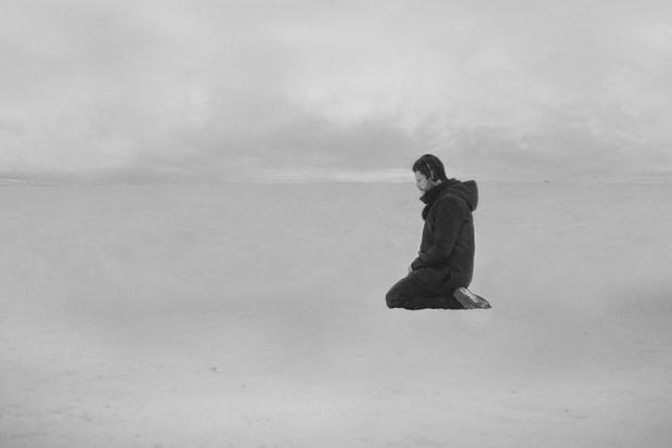 Uma das fotografias da exposição Soundtrack, no MIS (Foto: Divulgação)