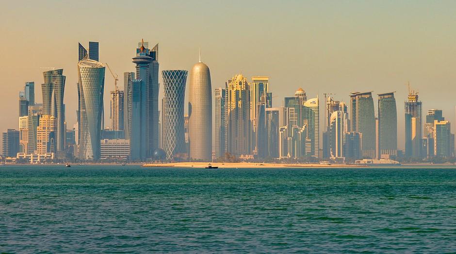 Doha, no Catar. País é acusado de cooperar com o terrorismo (Foto: Wikicommons)