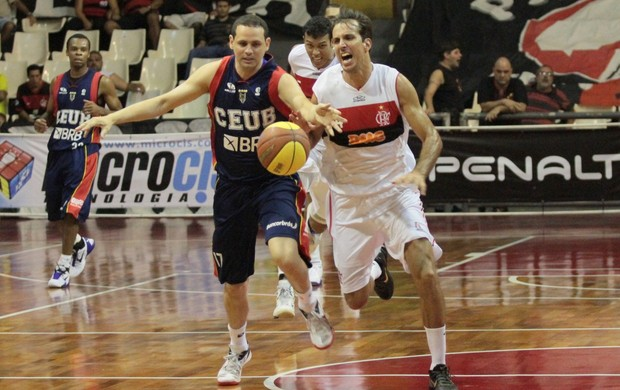 O amistoso no Rio serviu de preparação para a Liga Sul-Americana e o NBB (Foto: Divulgação)