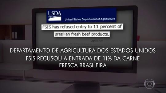 Ministro diz que vai aos EUA tentar reverter veto à carne brasileira