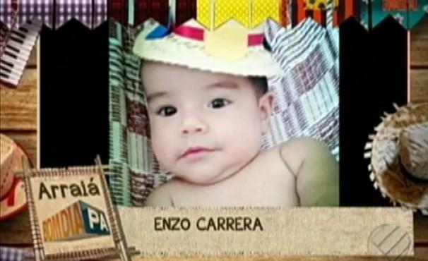 Enzo (Foto: Reprodução / TV Liberal)