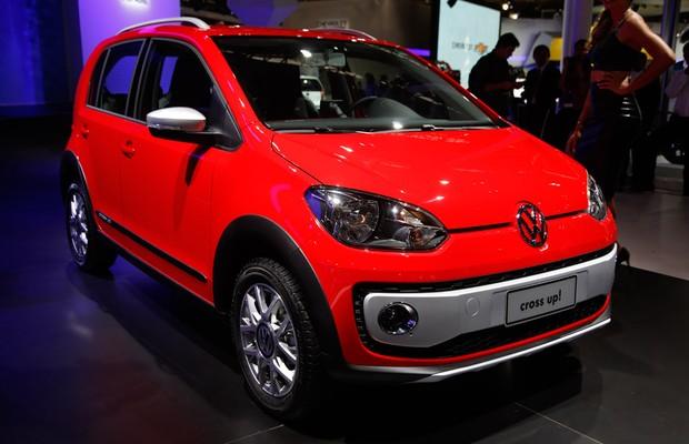 Volkswagen Cross up! (Foto: Autoesporte)