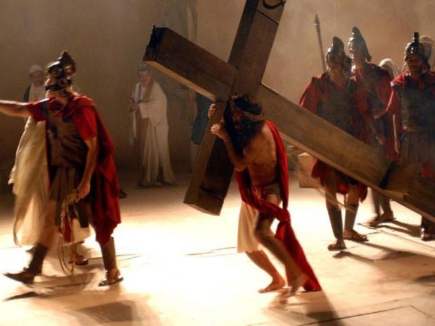 """Espetáculo """"A Paixão de Cristo"""" será encenado de 1º a 5 de abril (Foto: Divulgação)"""