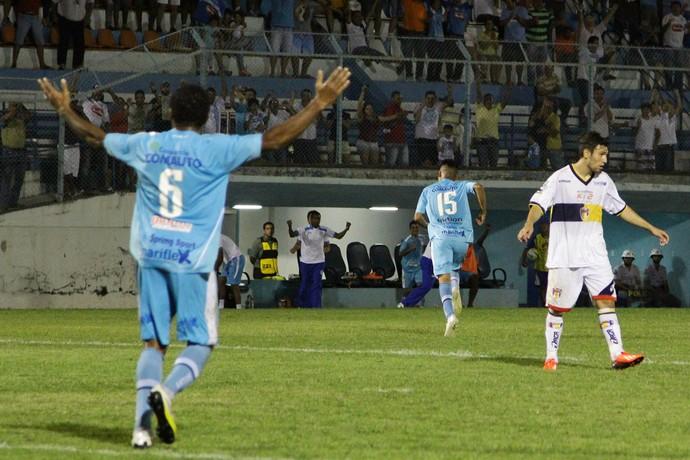 Marília x Grêmio Barueri, pela Série A2 (Foto: Daniel Rizzi / Ag. BOM DIA)