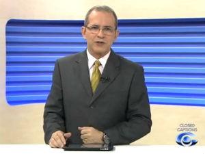 Gilvan Nunes apresenta o BDA (Foto: Reprodução/ TV Gazeta)