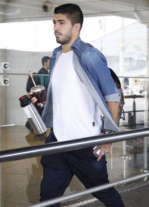 Marlon esquece passaporte e perde o voo do Barcelona para a Inglaterra