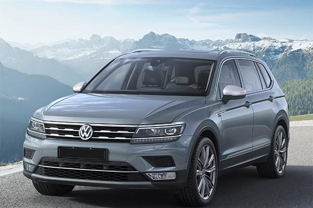 Volkswagen Tiguan Allspace (Foto: Volkswagen)