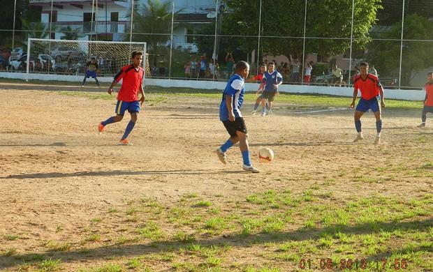 Torneio municipal de futebol movimenta Ferreira Gomes, no AP (Foto: Weverton Façanha/Divulgação)