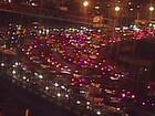 Trânsito é intenso na Ponte na saída para o feriadão de São Jorge