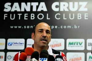 Vinícius Eutrópio Santa Cruz (Foto: Marlon Costa / Pernambuco Press)