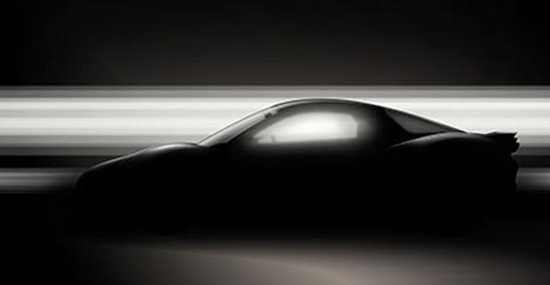 Carro conceito da Yamaha (Foto: Divulgação)