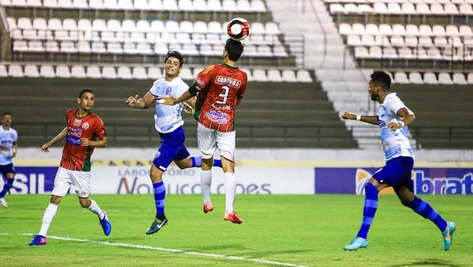 Jacó, atacante do CSA (Foto: Ailton Cruz/Gazeta de Alagoas)