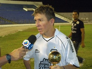 Miltinho, Botafogo-PB (Foto: Francisco França/Jornal da Paraíba)