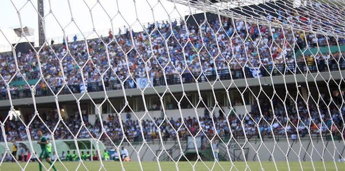 Torcida São Bento Sorocaba estádio Walter Ribeiro CIC (Foto: Jesus Vicente / EC São Bento)