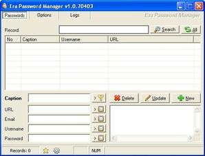 Era Password Manager