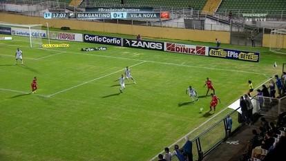 Confira os melhores momentos de Bragantino 2 x 2 Vila Nova-GO pela Série B do Brasileiro