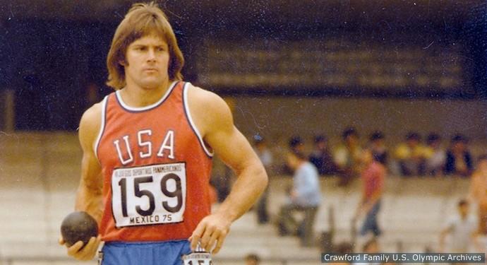 Bruce Jenner (Foto: Divulgação/Team USA)