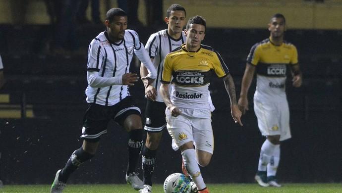 Douglas Moreira Criciúma (Foto: Caio Marcelo/Criciúma EC)
