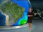 Sexta-feira (10) vai ser de sol e tempo seco em grande parte do Brasil