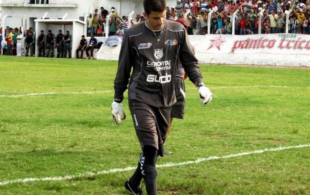 Galatto está supenso (Foto: Júnior de Melo/Ascom CRB)