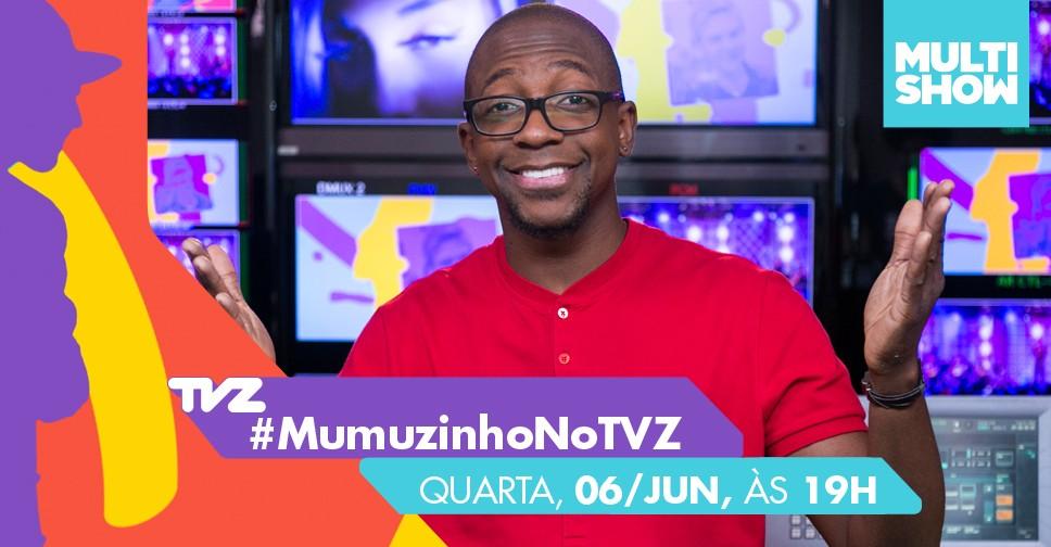 TVZ Mumuzinho (Foto: Divulgao)