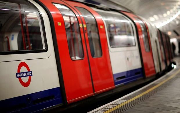 metrô de Londres (Foto: Agência Getty Images)