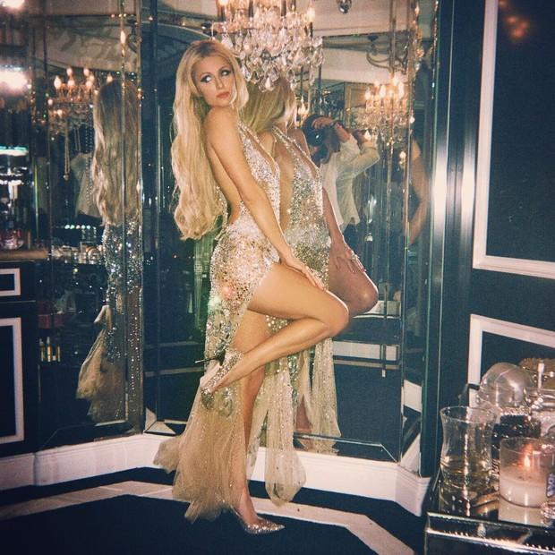 Paris Hilton (Foto: Reprodução/ Instagram)