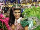Gracy Barbosa ganha como melhor rainha dos desfiles de segunda, 11