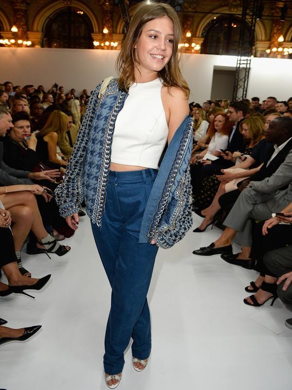 Adele exarchopoulos lea seydoux blue is the warmest color - 1 part 5