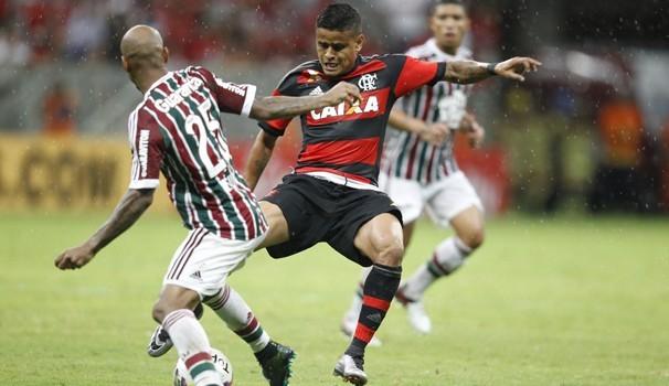Flamengo e Fluminense se enfrentam neste domingo, 20 (Foto: Divulgação)